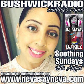 Soothing Sundays w/ Angel, DJ Maya & DJ Kilz (EP.7) 10/6/19 special guest Big Rock (of Heltah Skeltah)