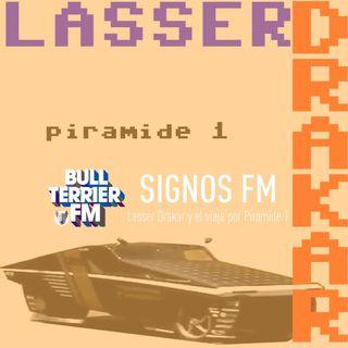 SignosFM #654 Lasser Drakar y el viaje por Piramide 1