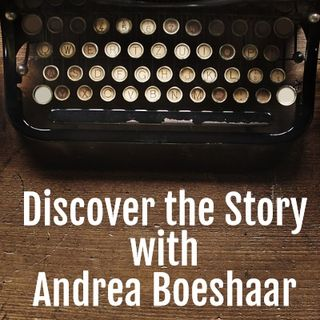 Muse & Writer with Angela Breidenbach