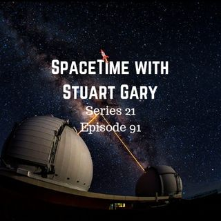 91: When Galaxies Collide - SpaceTime with Stuart Gary Series 21 Episode 91