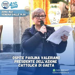 Assemblea di AC in streaming, l'intervista alla presidente diocesana Paolina Valeriano