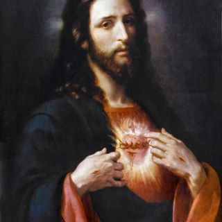 Sacred Heart Within
