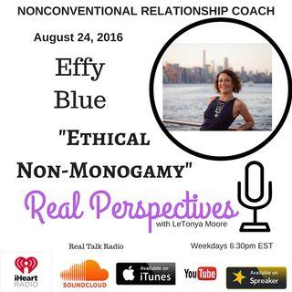 Ethical Non-Monogamy with Effy Blue