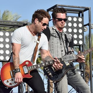 INTERVIEW: Steve & Gina talk with Matt from Parmalee about their #1 Song