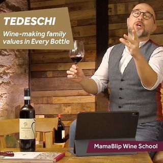 Tedeschi: wine making family values in Every Bottle