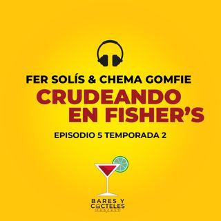 """T02E05 """"Remedios para la cruda. Live: Desde Fisher's con TikTokers de Mansión Lit"""""""