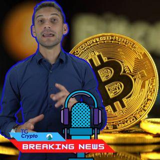 Bitcoin: notizie positive ma il prezzo scende   TG Crypto