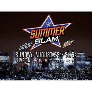 BWB SummerSlam  2015 Kickoff Show