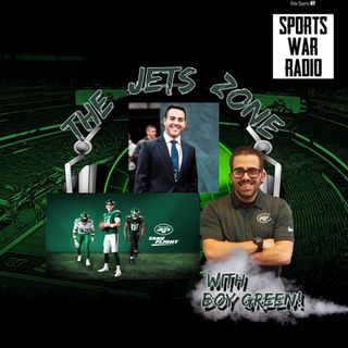 The Jets Zone: Ethan Greenberg interview