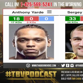 ☎️Anthony Yarde SHOCKS World with Decision to Fight Sergey Kovalev in RUSSIA😱