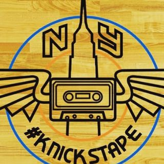 Knickstape Episode 14 and we are back,..AGAIN and sad...AGAIN!