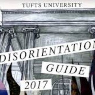 "Tufts guide calls Israel: ""White Supremacist State"""