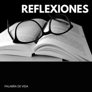 Reflexión - Los tres Arboles.