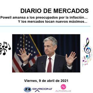 DIARIO DE MERCADOS Viernes 9 Abril