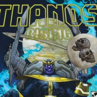 Source Material #162: Thanos Rising Comics (Marvel, 2013)