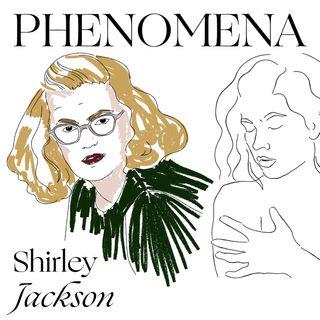 #3 Shirley Jackson