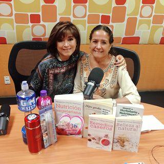 Si de salud se trata, sigue las recomendaciones de Margarita Chávez... ¡Naturalmente!