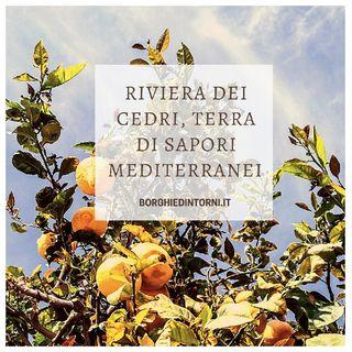 Maierà , gioiellino della Riviera dei Cedri, paradiso dei buoni agrumi