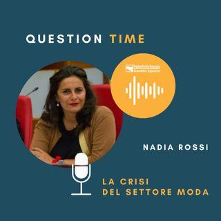 QT#5 Nadia Rossi - La crisi del settore moda