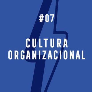 #07 - Cultura Organizacional