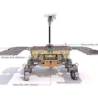 La missione ExoMars rimandata a settembre... 2022