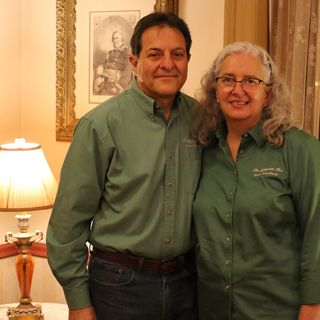 Lafayette Inn - Paolo and Laura Di Liello on Big Blend Radio