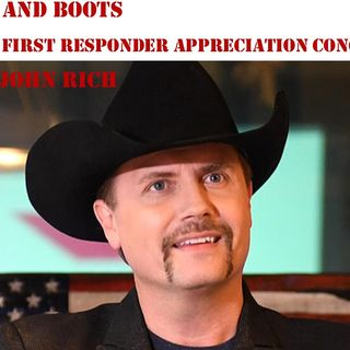 John Rich of 'Big and Rich' is coming to Blacksburg for a FREE concert this Wednesday 10/27.