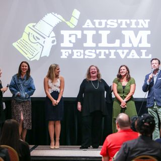 HFF talks with Rusty Schwimmer about her new film WILD HONEY!