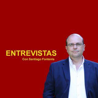 ENTREVISTAS, con Santiago Fontenla