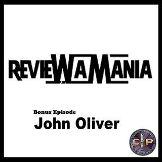 Bonus Episode: John Oliver