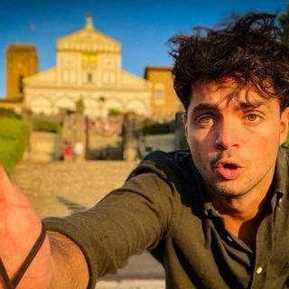 Wikipedro :  Il giovane toscano che racconta Firenze ( e non solo) per far avvicinare i giovani alla storia e cultura
