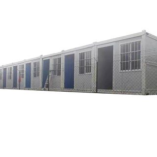 Zhongnan container house install, assemble and processing
