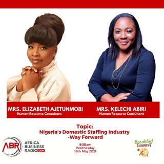 The Nigeria's Domestic Staffing Industry - Way Forward