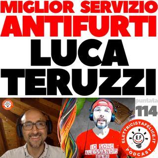 114 Luca Teruzzi Alarm Center - Come gestire il miglior servizio di antifurti della Brianza