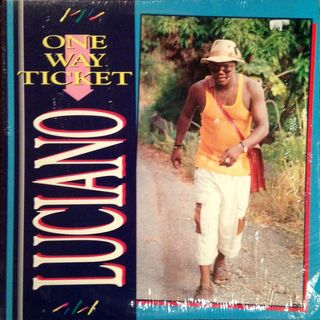 Luciano - One Way Ticket - 1994