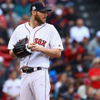 Sox Ace Chris Sale Pitching Like He's In Mid-Season Form