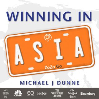 Winning In Asia: A ZoZo Go Podcast!