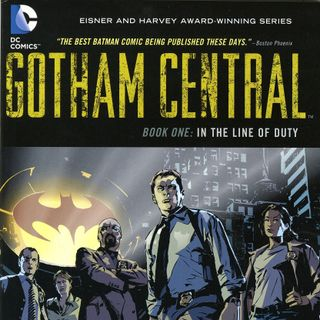 Source Material #227 - Gotham Central 1-10 (DC, 2002)