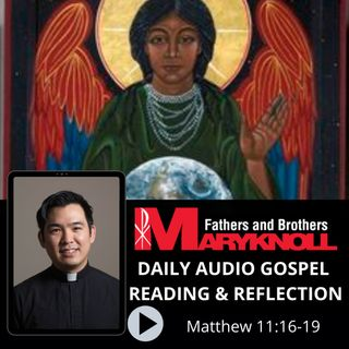 Friday of the Second Week of Advent, Matthew 11:16-19