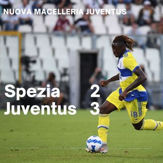 Spezia - Juventus: squillino le trombe, arrivano i primi 3 punti in campionato!