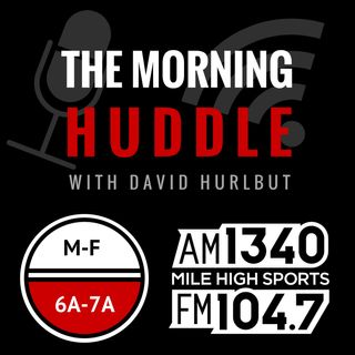 Monday Apr 29: Today in Sports; NFL Draft recap; Laurie Lattimore-Volkmann LIVE; Excited about the Nuggets