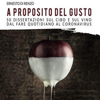"""Ernesto Di Renzo """"A proposito del gusto"""""""