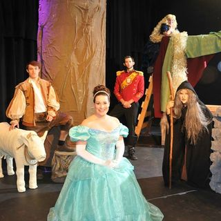 Into the Woods by Musical Theatre SW