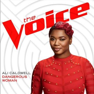 Ali Caldwell From NBCs The Voice