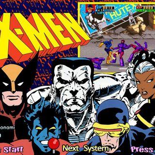 SM X-TRA -  X-Men Arcade Play Through Commentary