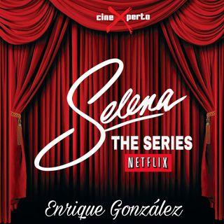 "CineXperto ""Selena: La Serie"" Entrevista con parte del elenco . Seidy Lopez y Ricardo Chavira"