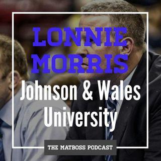 Johnson & Wales head coach Lonnie Morris