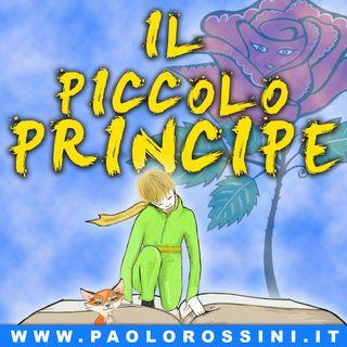 Il Piccolo Principe - Dedica - di Antoine de Saint-Exupéry - Letto da Paolo Rossini