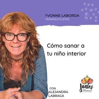 Ep. 081 - Cómo sanar a tu niño interior con Yvonne Laborda
