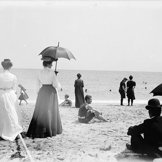 Shore Thing: A History of the Beach